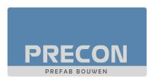 Precon bouwen